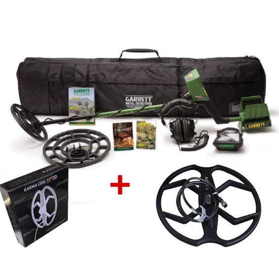 Металотърсач Garrett GTI 2500 Supreme + 3 сонди + Безплатна доставка + 5 подаръка + Най-ниска цена