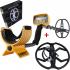 Металотърсач Garrett EURO ACE + 2 сонди + 5 подаръка + Безплатна доставка + Най-ниска цена