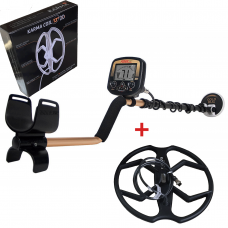 """Металотърсач Fisher Gold Bug Pro Ultra с 5"""" Fisher и 13"""" Karma сонди + Подаръци + Безплатна доставка"""