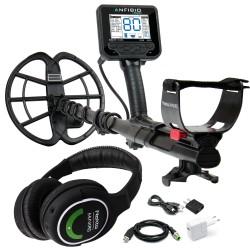 Металотърсач Nokta Anfibio Multi + Безплатна доставка + 5 подаръка + Най-добра цена