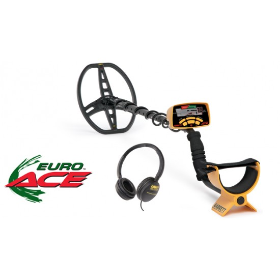 Металотърсач Garrett EURO ACE + Безплатна доставка + 5 подаръка + Най-ниска цена