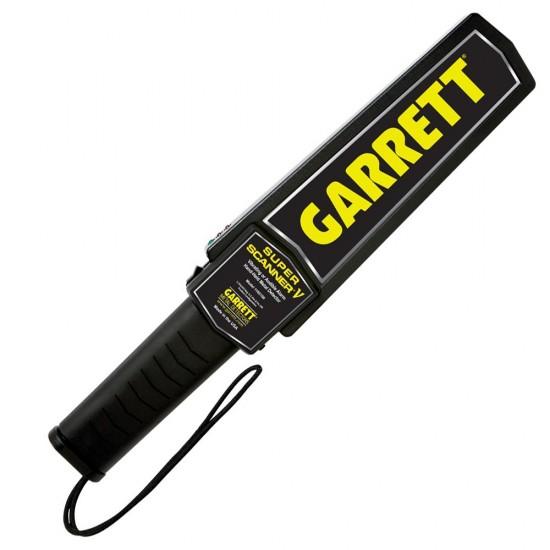 Ръчен металдетектор Garrett Super Scanner V