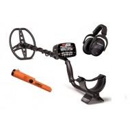 Металотърсач Garrett AT MAX + пинпойнтер Garrett AT Z-Link + Безплатна доставка + 5 подаръка + Най-ниска цена