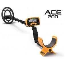 Металотърсач Garrett ACE 200i + NEL Tornado ( 30 x 33 см.) + Безплатна доставка + 5 подаръка + Най-ниска цена