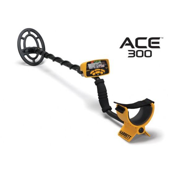 Металотърсач Garrett ACE 300i + NEL Tornado + 5 подаръка + Безплатна доставка + Най-ниска цена