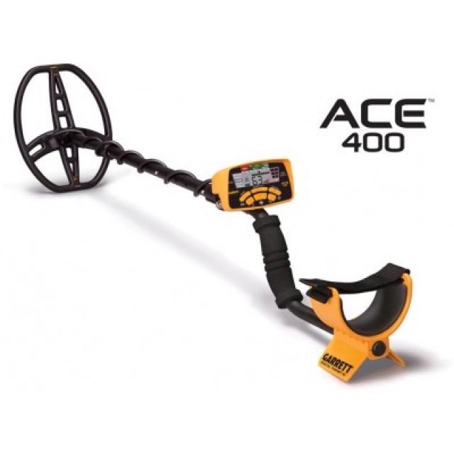 Металотърсач Garrett ACE 400i + Сонда Nel Tornado ( 30 x 33 см)