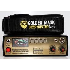 Металотърсач Golden Mask Deep Hunter AUTO + 5 подаръка + Безплатна доставка + Най-ниска цена