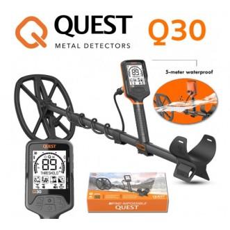 Металотърсач Quest Q30