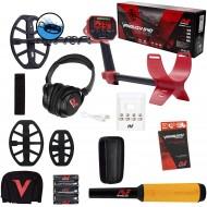 Металотърсач Minelab VANQUISH 540 Pro + Minelab Pro-Find 20 + Безплатна доставка + 5 подаръка + Най-ниска цена
