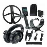 Металотърсач XP DEUS v. 5, безжични слушалки WS5, RC (дистанционно устройство), сонда X35 22 см
