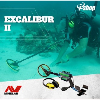 Металотърсач Minelab Excalibur II