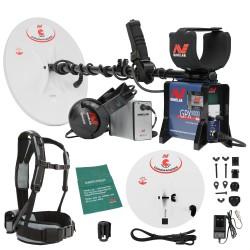 Металотърсач Minelab GPX-5000 + 2 Minelab Commander сонди + Безплатна доставка + 5 подаръка + Най-ниска цена