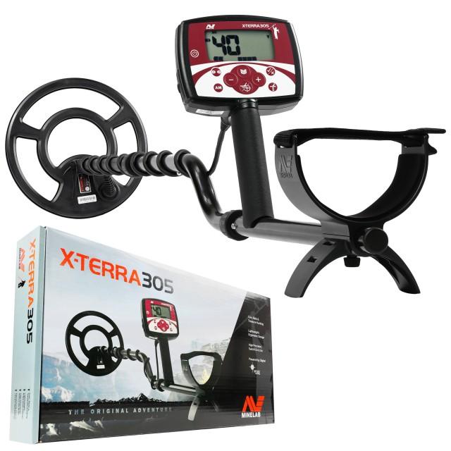 Металотърсач Minelab X-Terra 305