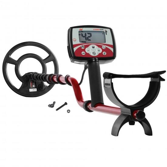 Металотърсач Minelab X-Terra 505 + Безплатна доставка + 5 подаръка на най-ниска цена