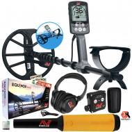 Металотърсач Minelab EQUINOX 800 + Minelab Pro-Find 15 + Безплатна доставка + 5 подаръка + Най-ниска цена