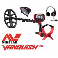 Металотърсач Minelab VANQUISH 440 + Безплатна доставка + 5 подаръка + Най-ниска цена