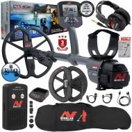 """Металотърсач Minelab CTX 3030 + 6"""" Double-D сонда + Безплатна доставка + 6 подаръка + Най-ниска цена"""