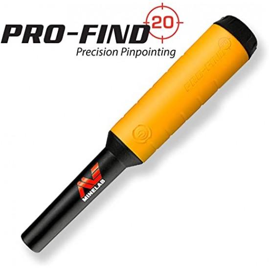 Металотърсач Minelab GO-FIND 66 + Minelab Go-Find 20 + сак Go-Find + Безплатна доставка + 5 подаръка + Най-ниска цена