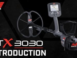 Ревю на Minelab CTX 3030