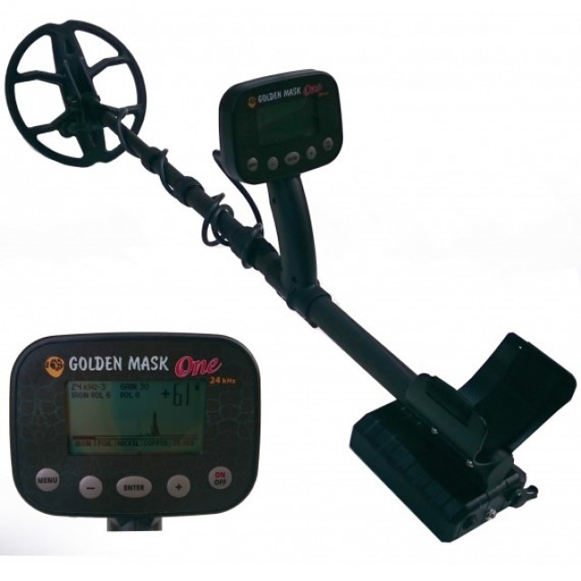 Металотърсач Golden Mask ONE 24 kHz