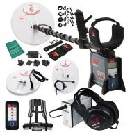 Металотърсач Minelab GPX-5000 + 3 Minelab Commander сонди + Безплатна доставка + 5 подаръка + Най-ниска цена