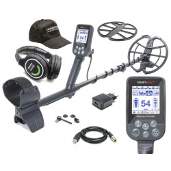 Металотърсач Nokta/Makro Simplex + WHP (Wireless Headphone Pack) + Безплатна доставка + 5 подаръка + Най-добра цена
