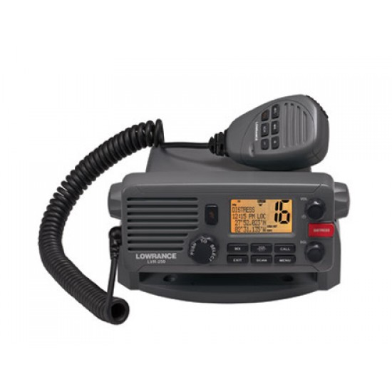 Lowrance LVR-250 DSC VHF