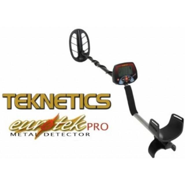 Металотърсач Teknetics Eurotek PRO 11