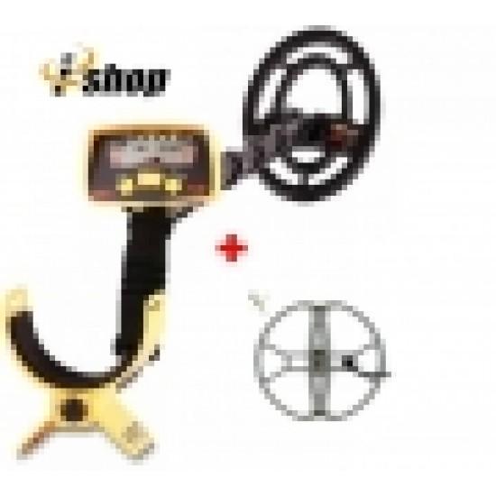 Металотърсач Garrett Ace 150 + Сонда Nel Tornado (30 х 33 см) +  Безплатна доставка + 5 подаръка +  Най-ниска цена