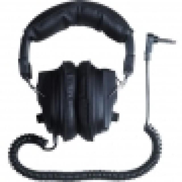 Garrett Deluxe Headphones