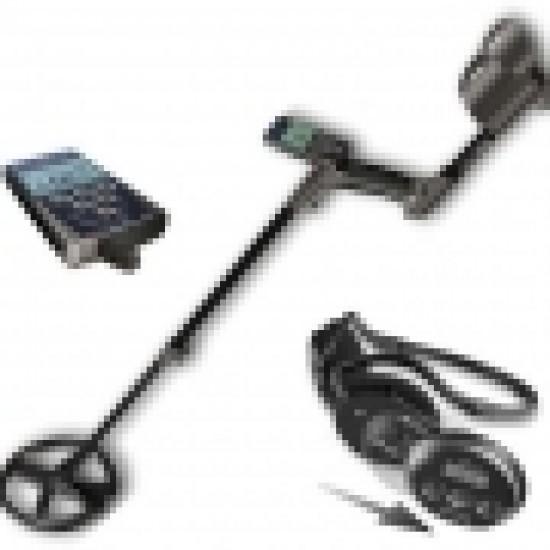 Металотърсач XP DEUS V3.2 без слушалки + безплатна доставка