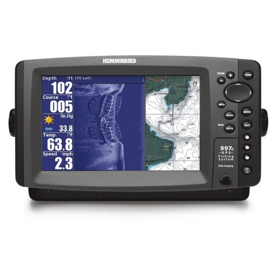 Humminbird 997cx SI Combo