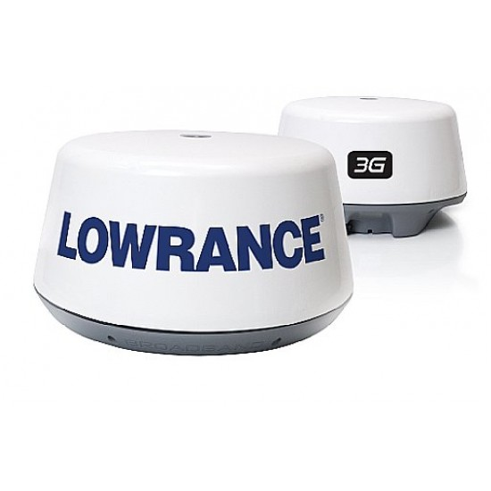Lowrance 3G Radar