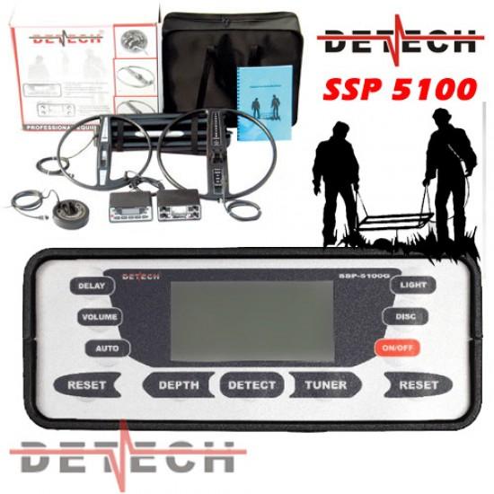 DETECH SSP – 5100 + Безплатна доставка