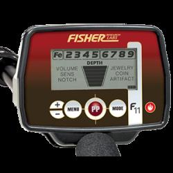 Металотърсач Fisher F11 + Безплатна доставка + 5 подаръка на най-ниска цена