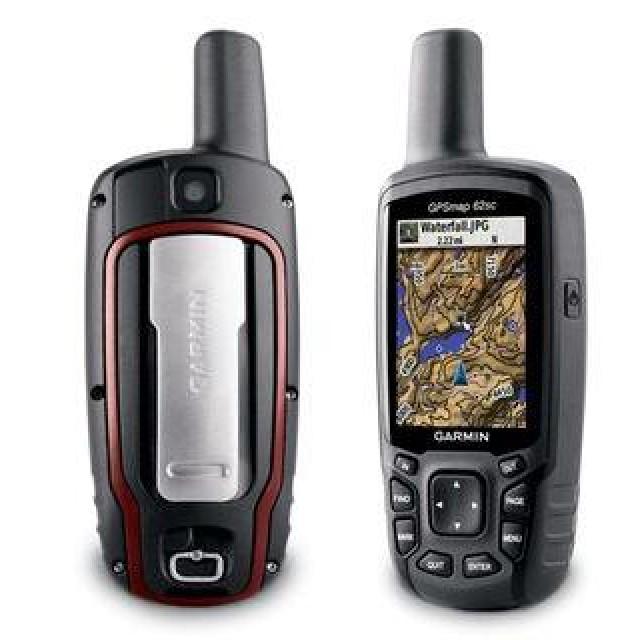 Garmin GPSMAP® 62sc