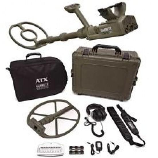 Металотърсач Garrett ATX Deepseeker Package + Подаръци + Безплатна доставка