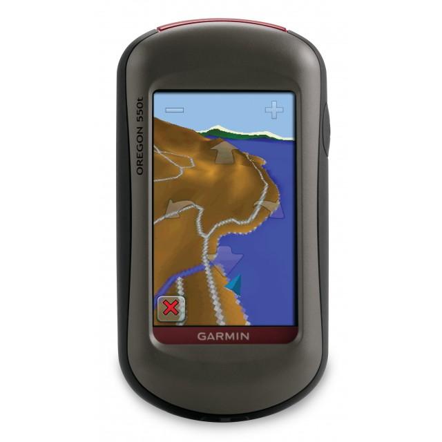 Garmin Oregon® 550