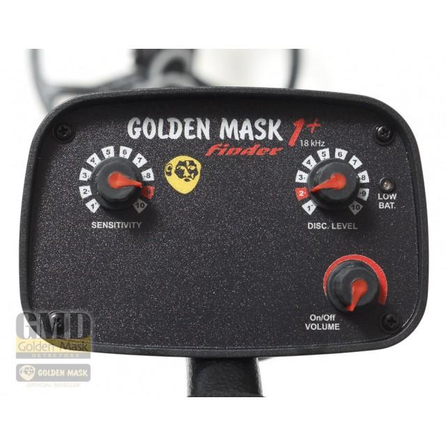 Металотърсач Golden Mask 1+ със Карма сонда