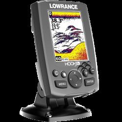 Lowrance Hook-3x с 83/200kHz сонда