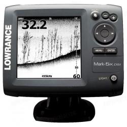 Lowrance Mark-5x DSI СОНАР със 455/800KHz. сонда
