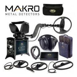 Металотърсач Makro CF77 Coin Finder Pro + 5 подаръка + Безплатна доставка + Най-добра цена