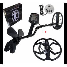 Металотърсач Teknetics Т2 LTD DST модел 2017 + 3 Сонди + Безплатна доставка + 5 подаръка на най-ниска цена